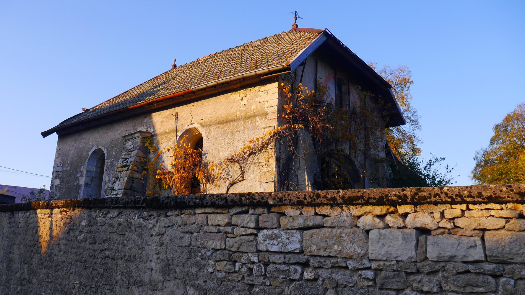 chapelle château 2020