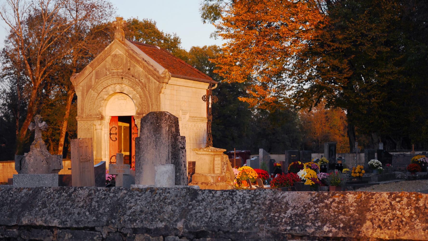 cimetière 2020