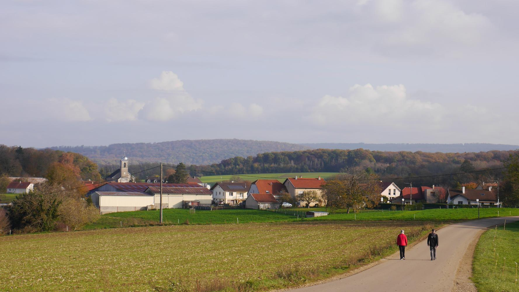 village roset-fluans 2020