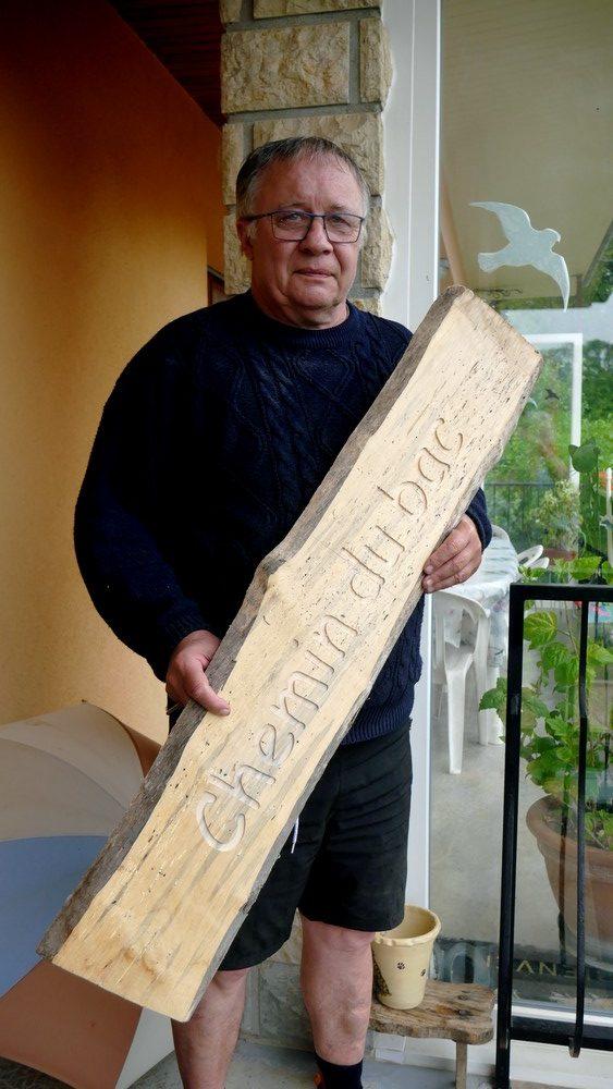 Jean-Jacques Tirode-tourneur sur bois